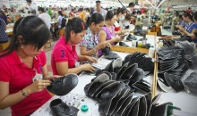 VN expects 10 per cent rise in leather, shoe exports (sẽ được dịch sang tiếng Việt sớm)